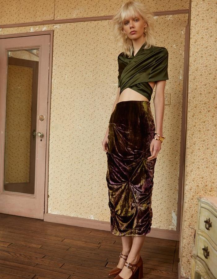 Serafina Top + Hadley Skirt