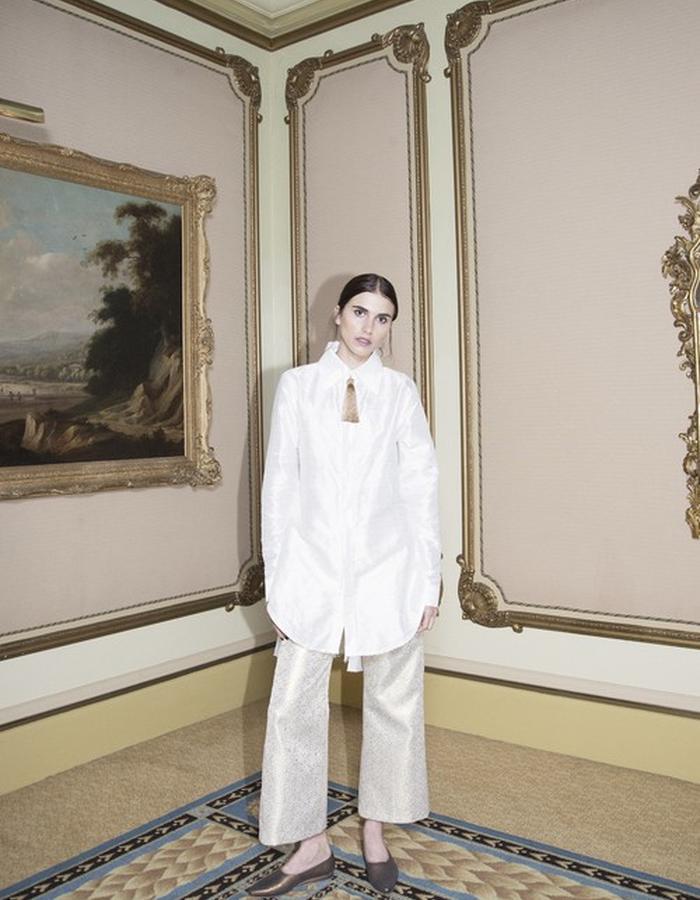 Emilia Blouse + Mumbai Pant