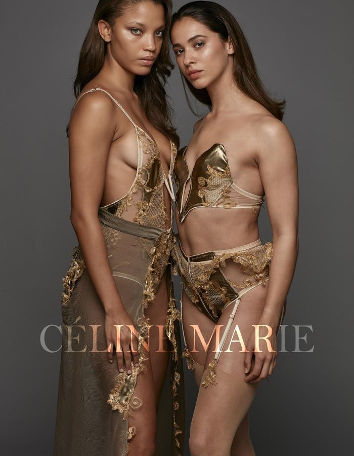 CÉLINE MARIE - Collection Redécouverte