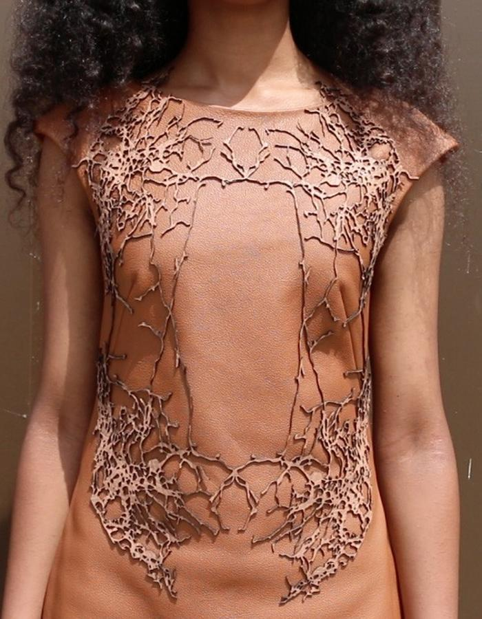 Project Hyphae dress#2