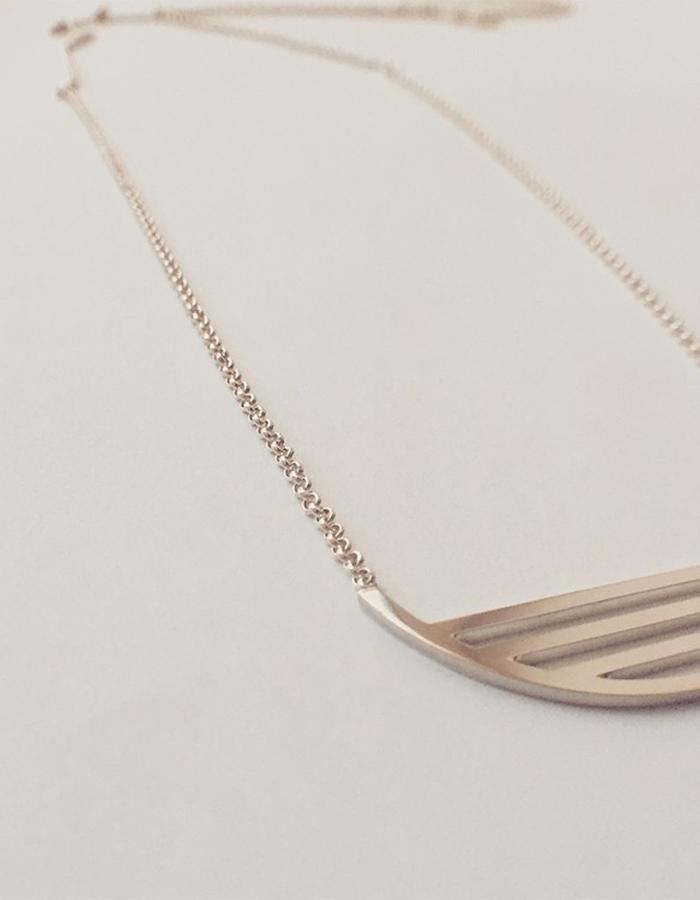 Minimal Sterling silver Necklace