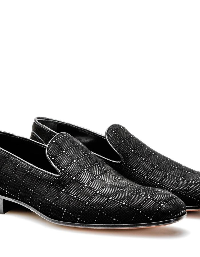Casanova - Slip on - Nija Glass Black