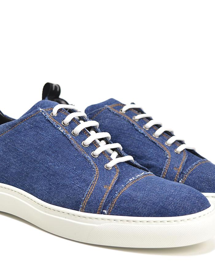 Pietro - Low Top Sneaker - Denim Light