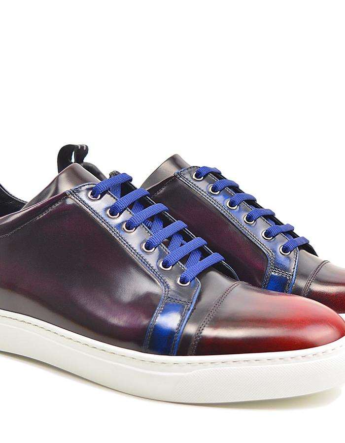 Pietro - Low Top Sneaker - polished Multicolor