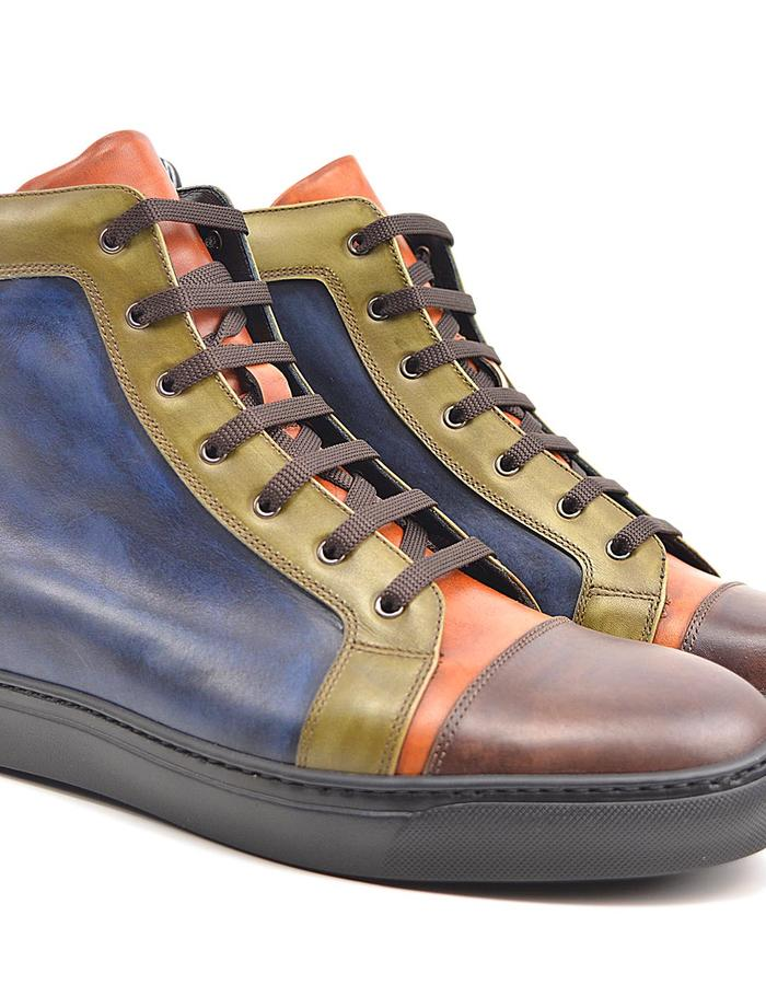 Gianmarco - Hi Top Seaker - Deco Multicolor