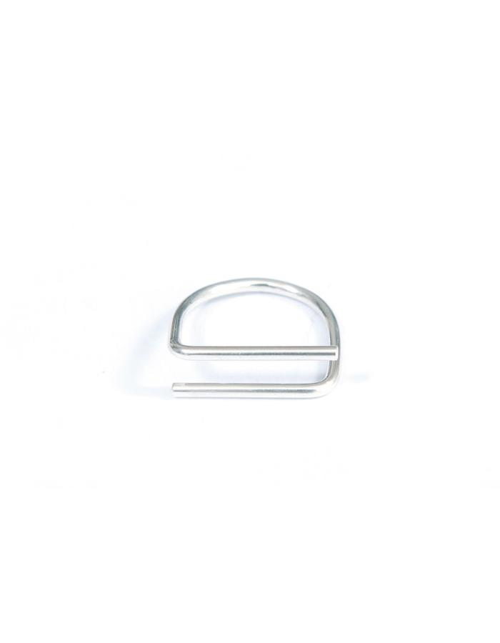 ring bar silver by NOTHING
