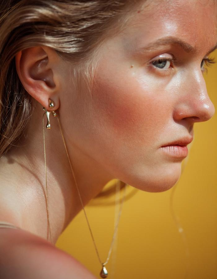 Ear–necklace from 'Athirst'