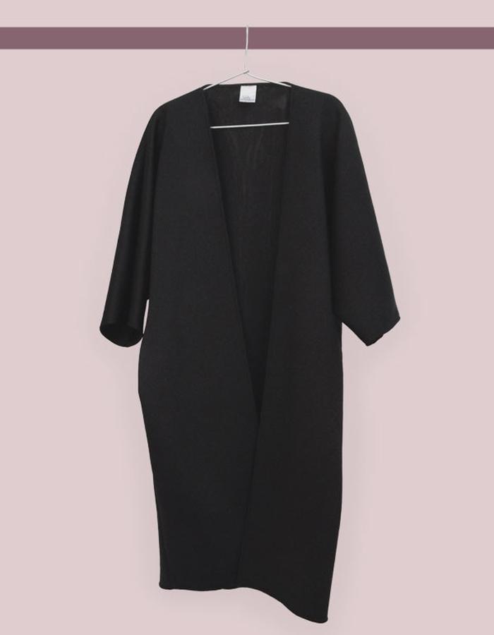 Neoprene Kimono - The Boxy One