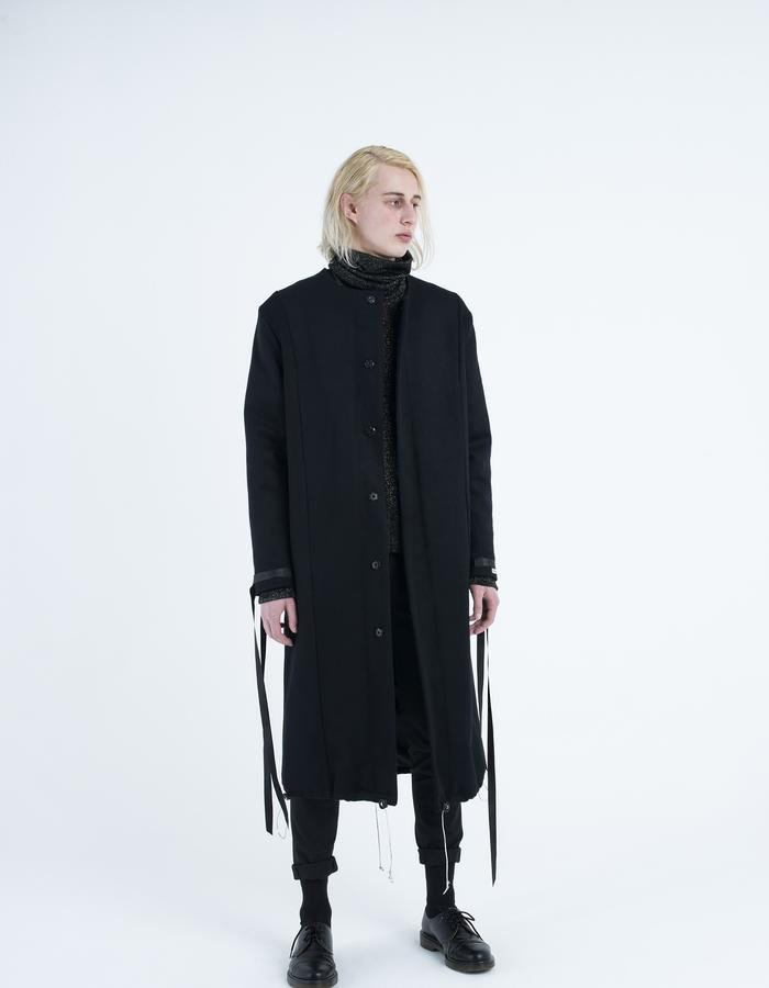 ZSIGMOND DORA menswear A/W16 // DESERTER collection
