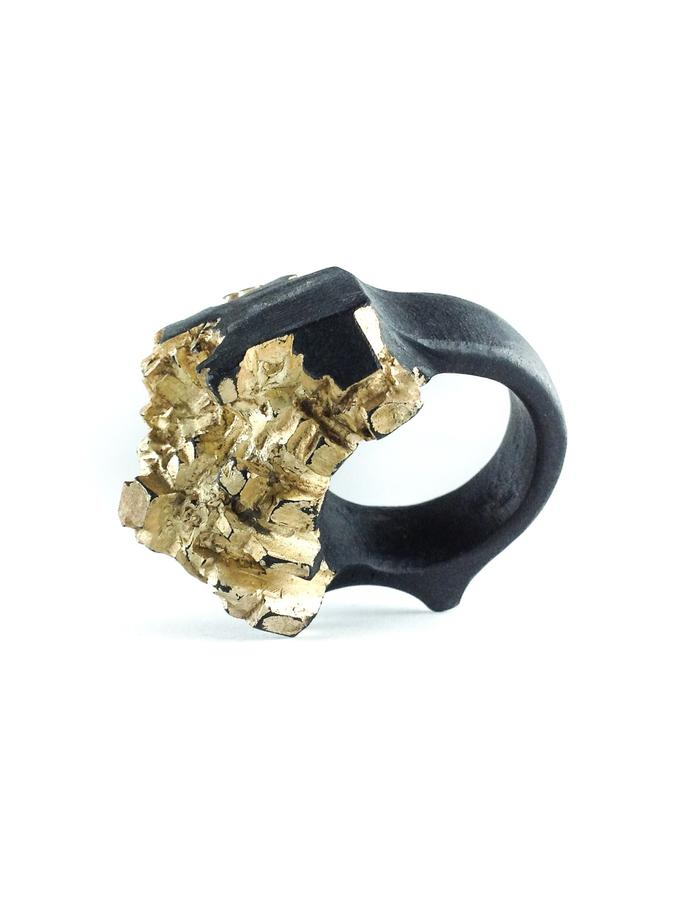 "ring ""CONSUMING THE ANGER"""