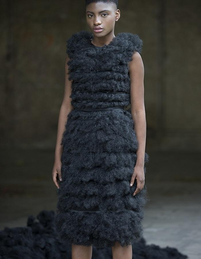 The Fro Dress
