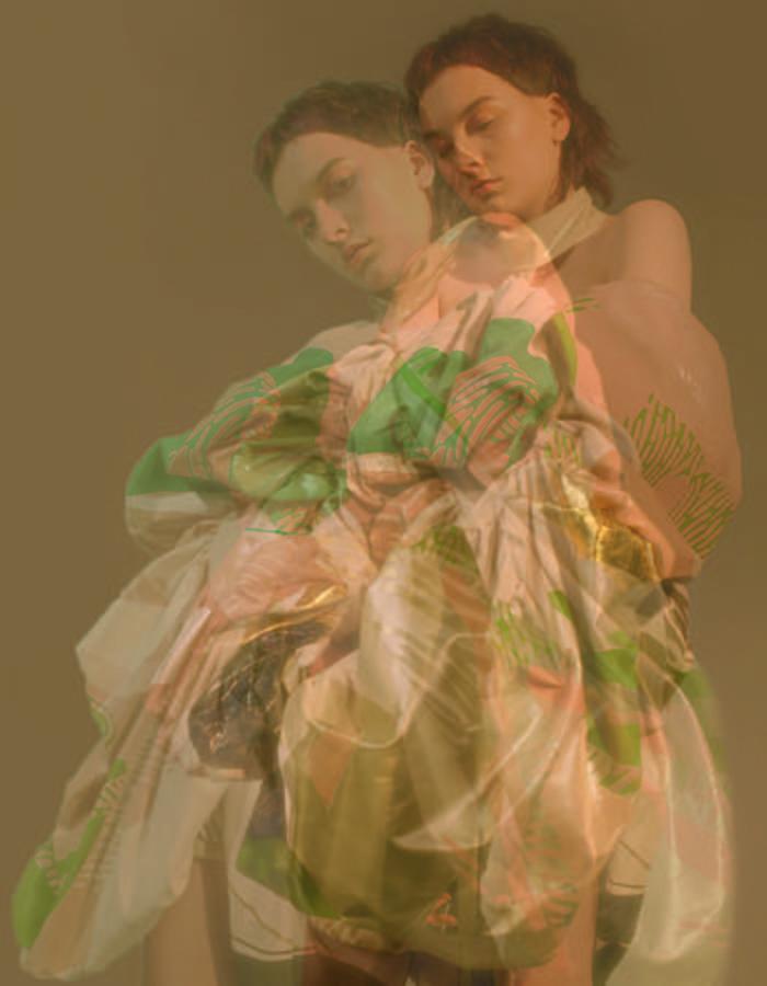 Marie Dress : Look 1