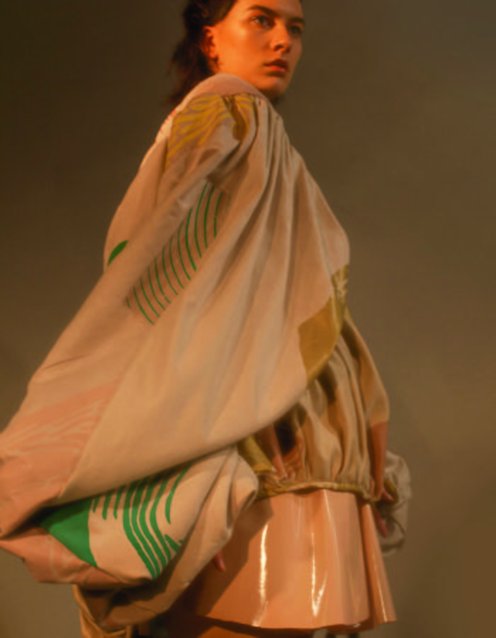 Dorothea Dress : Look 2