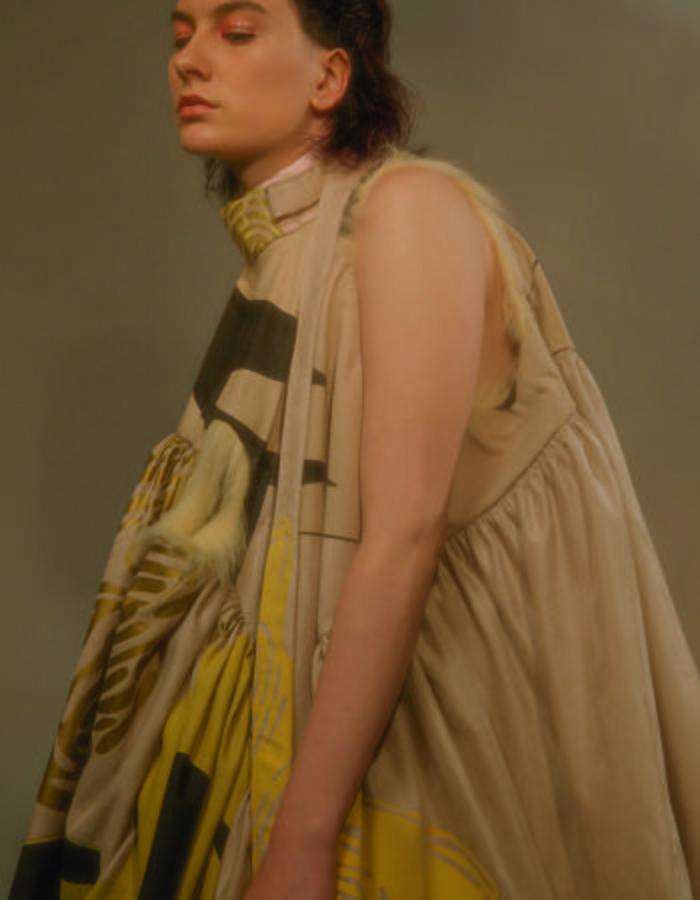 Mickalene Dress : Look 3
