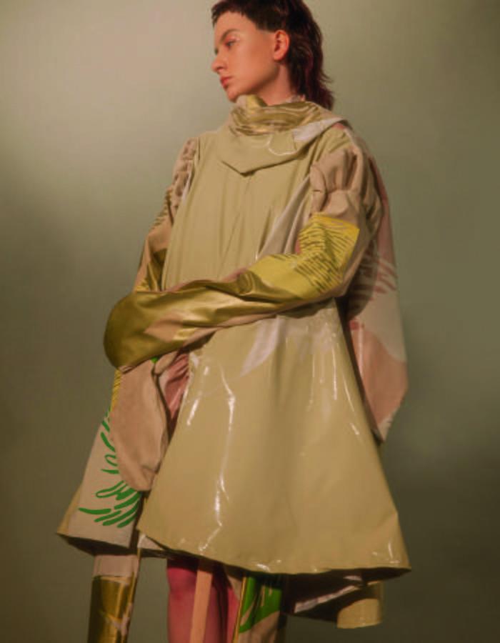 Nicola Coat : Look 5