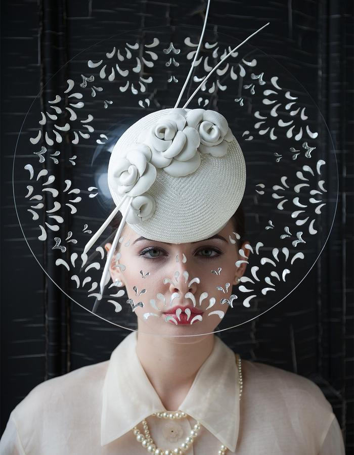 Sally-Ann Provan Millinery Couture Collection – La Curieuse Fleuriste