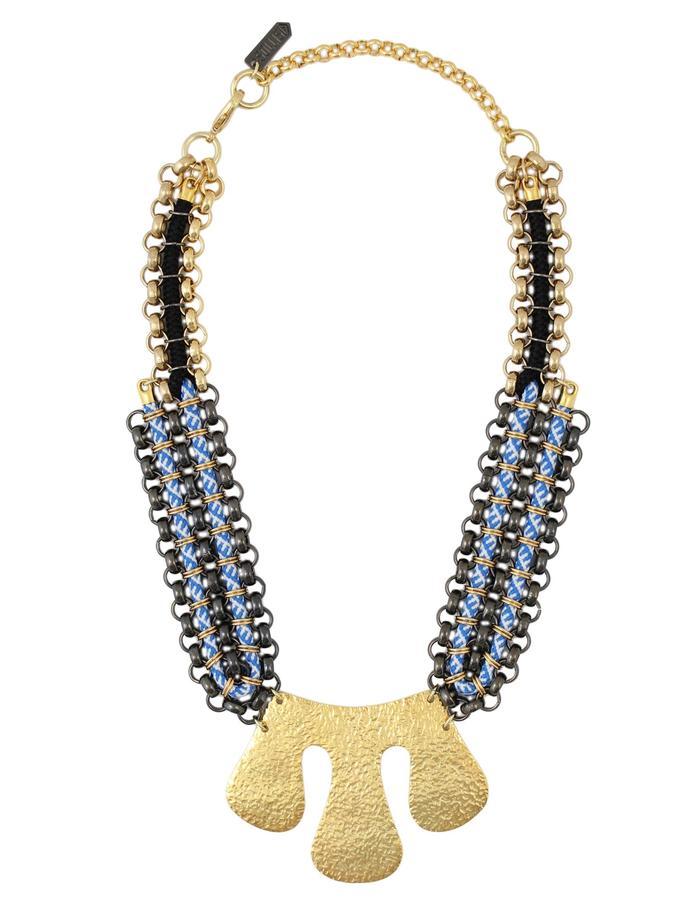 Mexcia necklace by Sollis jewellery
