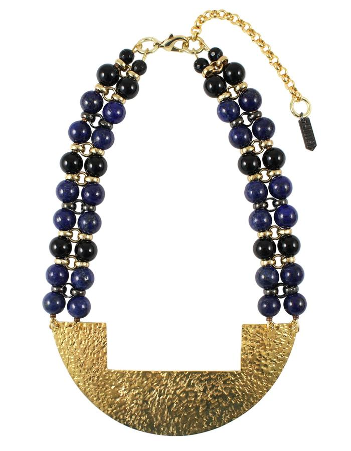 Maya necklace by Sollis jewellery