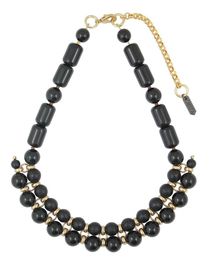 Teo necklace by Sollis jewellery