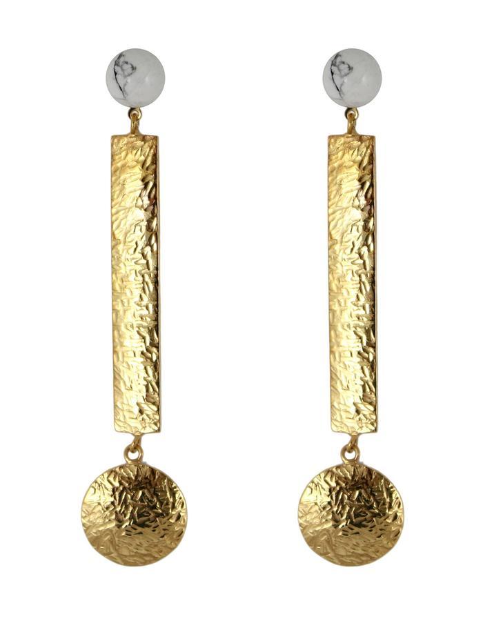 Calli earrings by Sollis jewellery