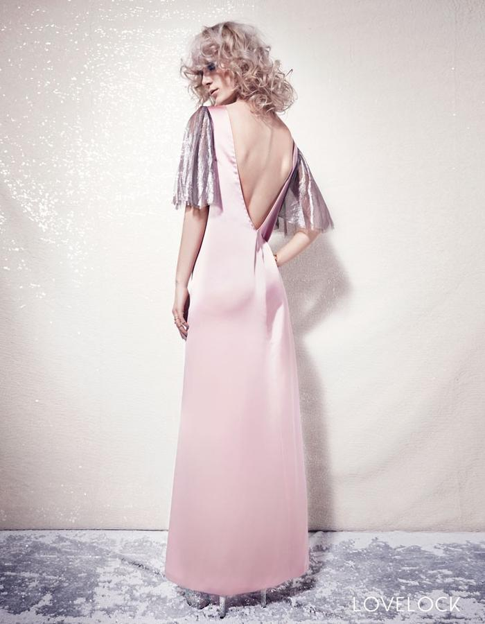 Lovelock Xanadu Dress - back