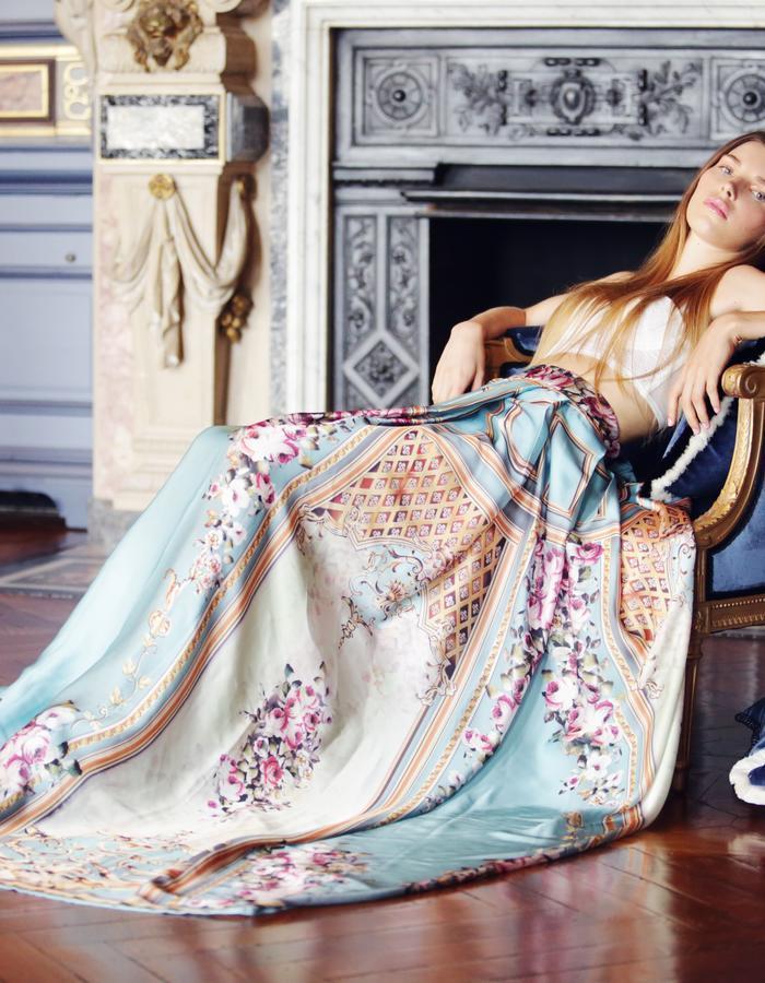Rococo Reverie by Cheyma