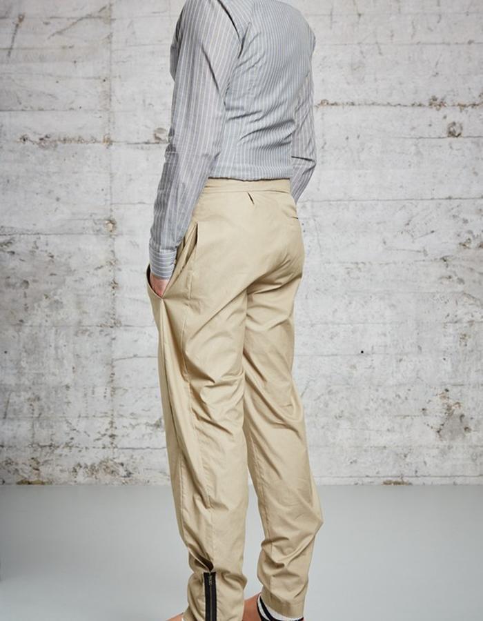 kakicotton  trousers, £205