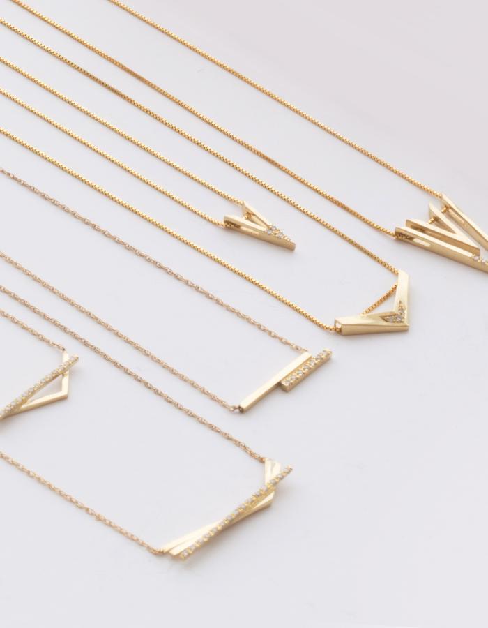 YAMA jewelry- Necklaces