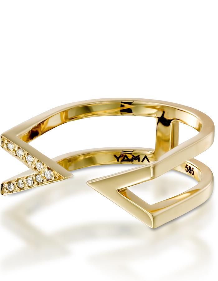 YAMA jewelry- Equillibrium Ring