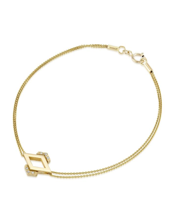 YAMA jewelry- Faith Bracelet