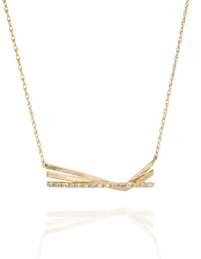 YAMA jewelry- Into You Necklace