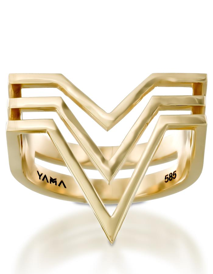 YAMA jewelry- Sunshine Ring