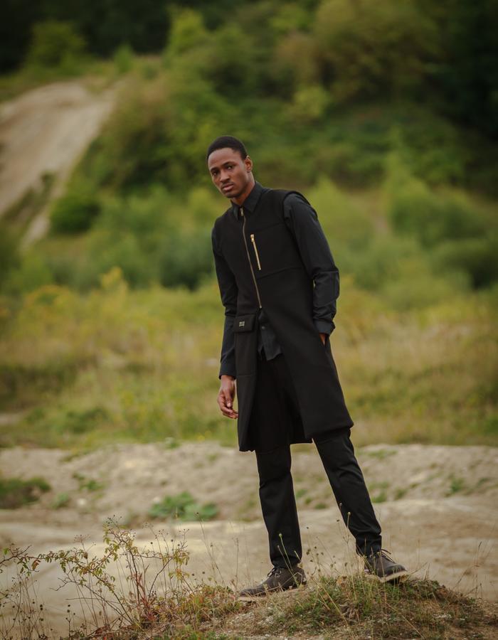 AD PVC Waistcoat