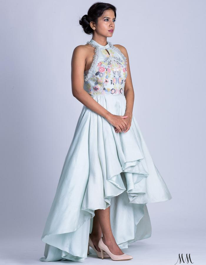 The High-Low Gown