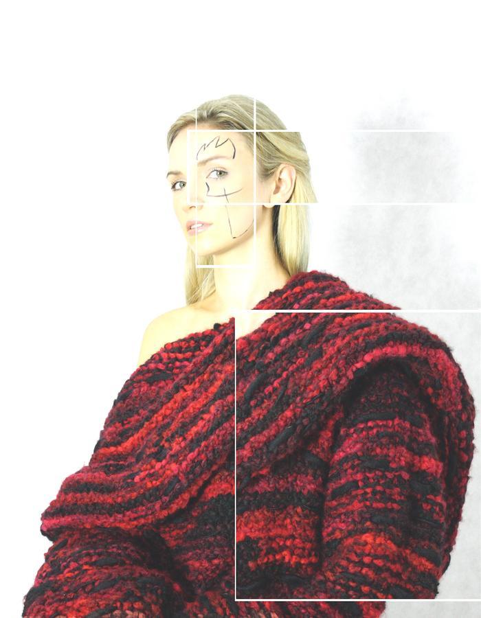 Model: Olesya Liebsch | Photography/Fashion/Design: Jennifer Moica