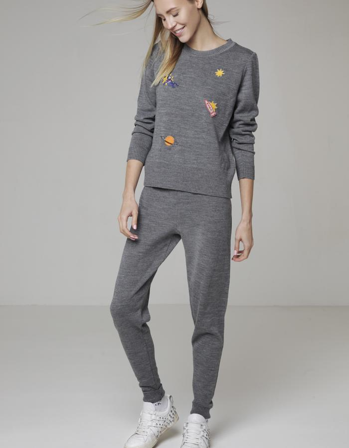 MIRO knitted  jumper and pants