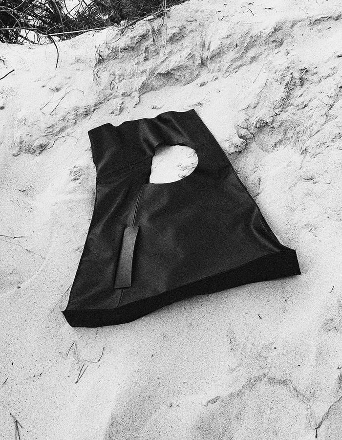 Dialektik men's leather bag accessories fashion brand