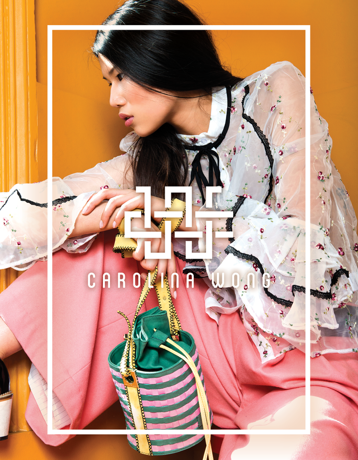 Carolina Wong SS17 Tintifawin