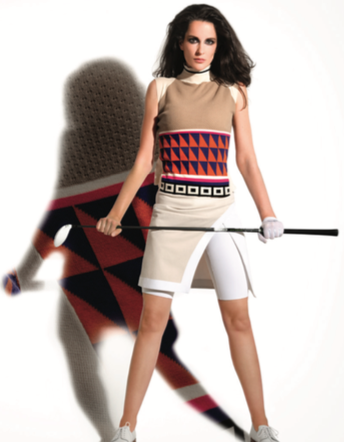 Dany Fay Golf Couture | COLLECTION 2017 - PAR & FORE II