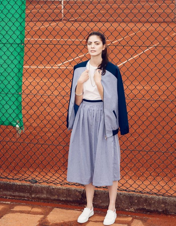 "LILLY INGENHOVEN SPRING SUMMER 16 ""THE CHAMPIONSHIPS"" CAMPAIGN"