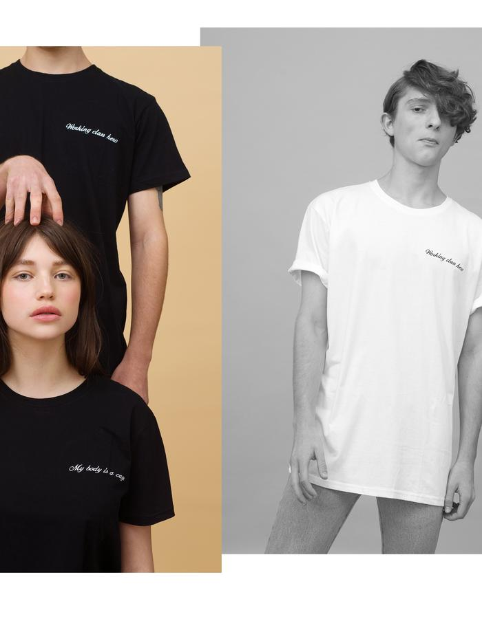 Vender Embroidered T shirts