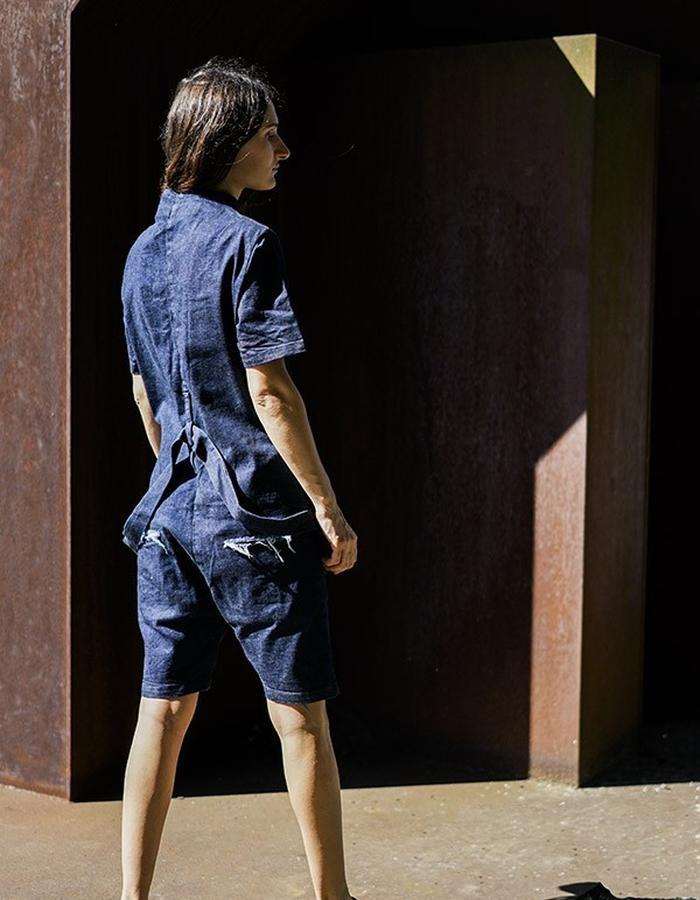 #06 Jeans Labour Jumpsuit