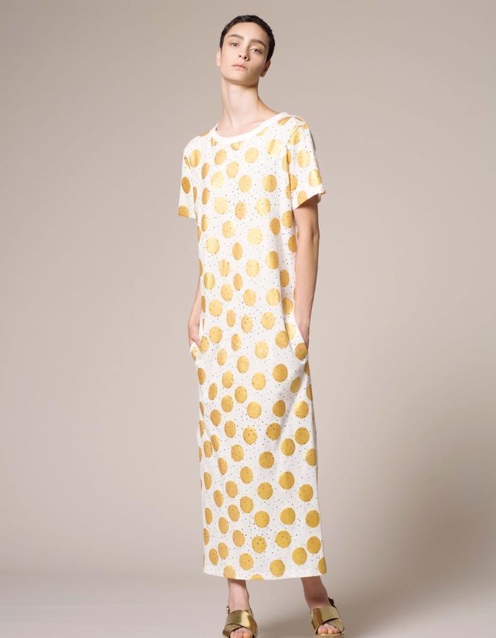 Vender go for the gold dress