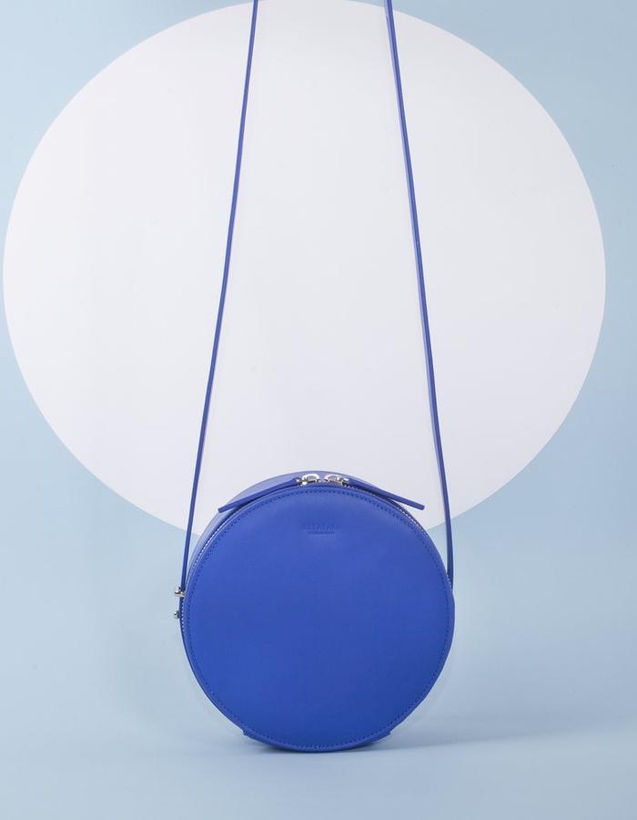 Naoshima | Round Bag | Yves Klein Blue