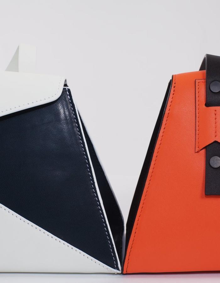 Naoshima | Asymmetrical Bag