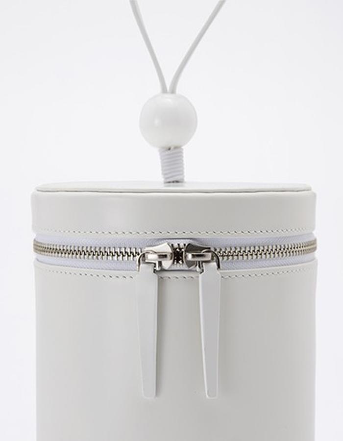 Naoshima | Bucket Bag | White