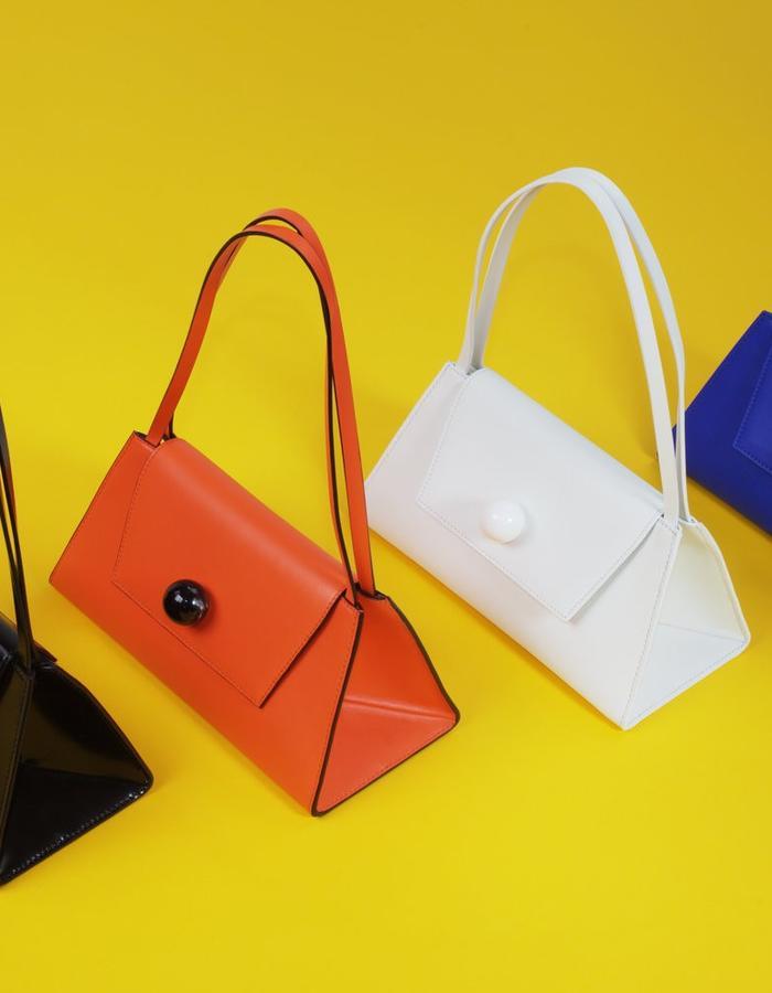 Naoshima | Triangle Bag | Five Colours