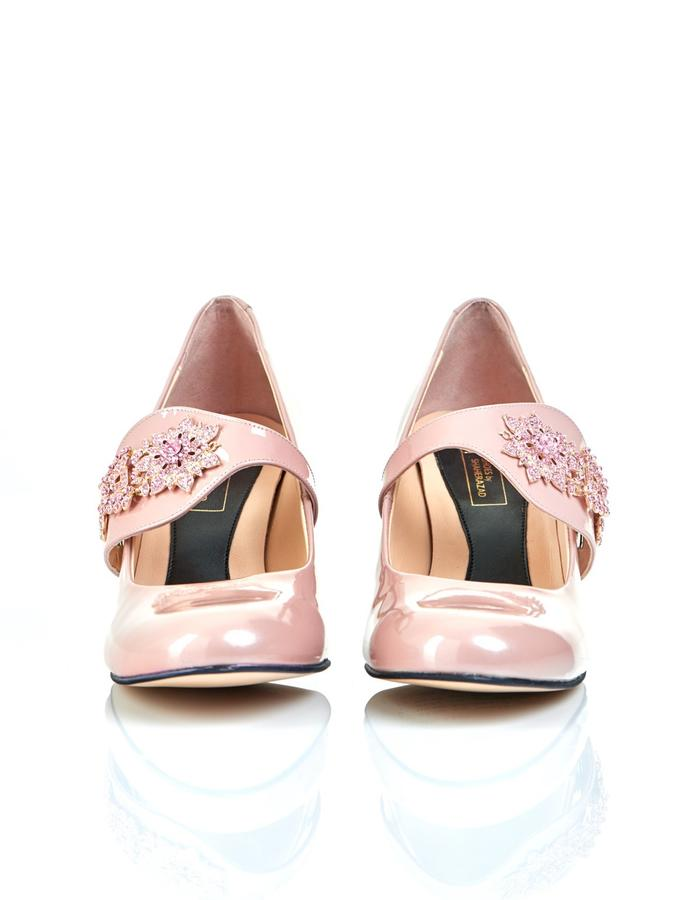 Blush this Spring Summer 2017 - Shoes by Shaherazad