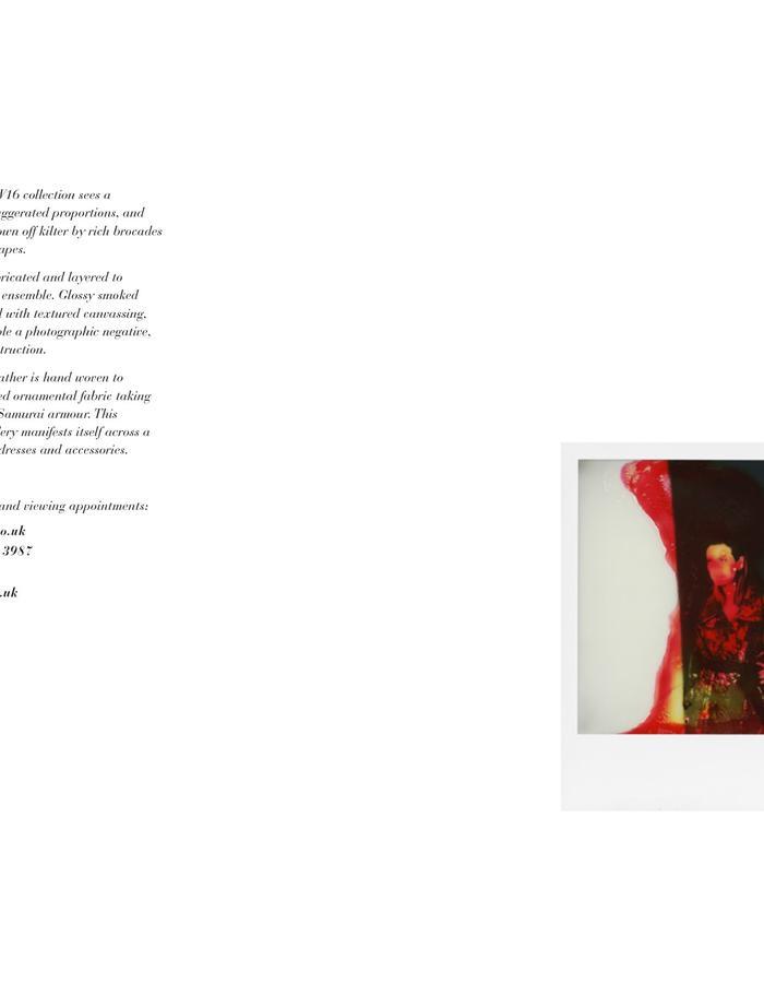 CIMONE LOOKBOOK ISSUE 01