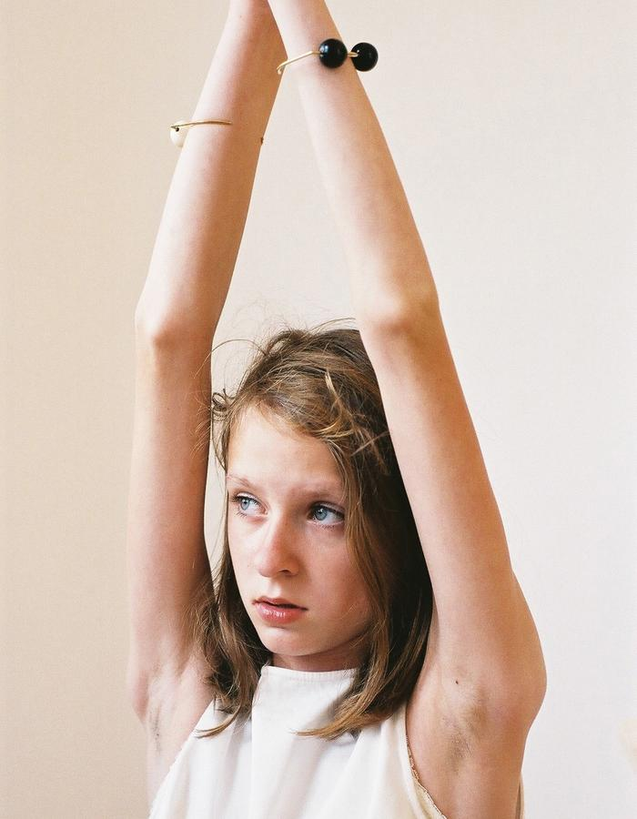 Photo: Michaela Metesová. Model: Mia Cajková for Talvikki Stockholm Campaign 01